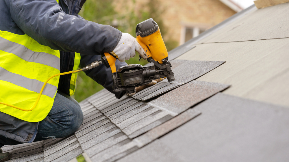 Emergency Roofing Repairs - Alex Shepard Roofing