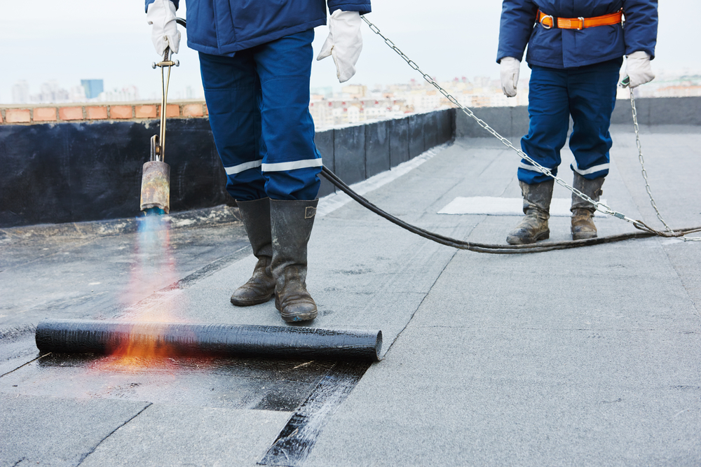 Flat Roofing - Alex Shepard Roofing