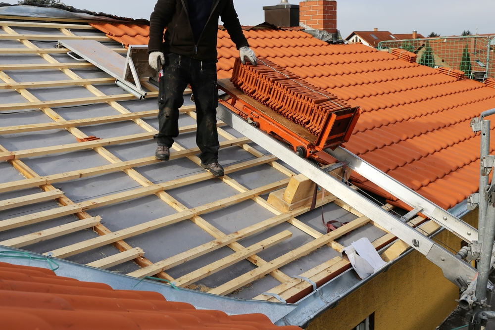 Flat to Pitch Roof Conversion - Alex Shepard Roofing