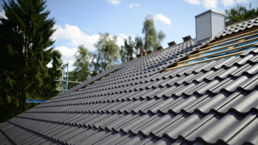 Tiled Roofing - Alex Shepard Roofing